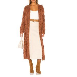 Free People Keep In Touch Cardigan. S